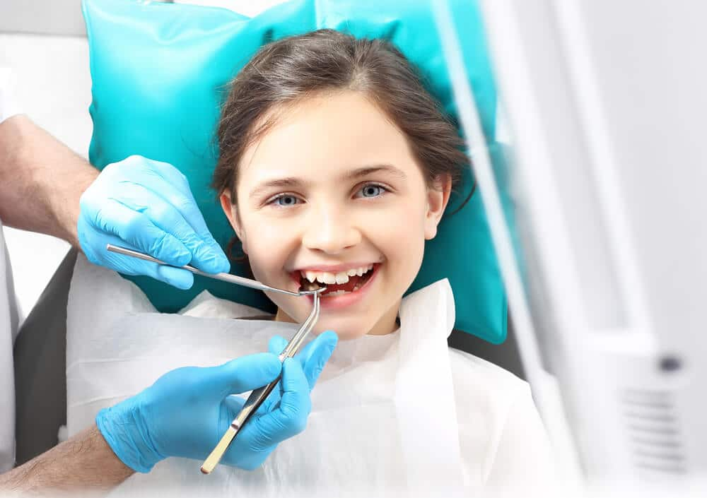 Does my child need a laser frenectomy in Boca Raton?