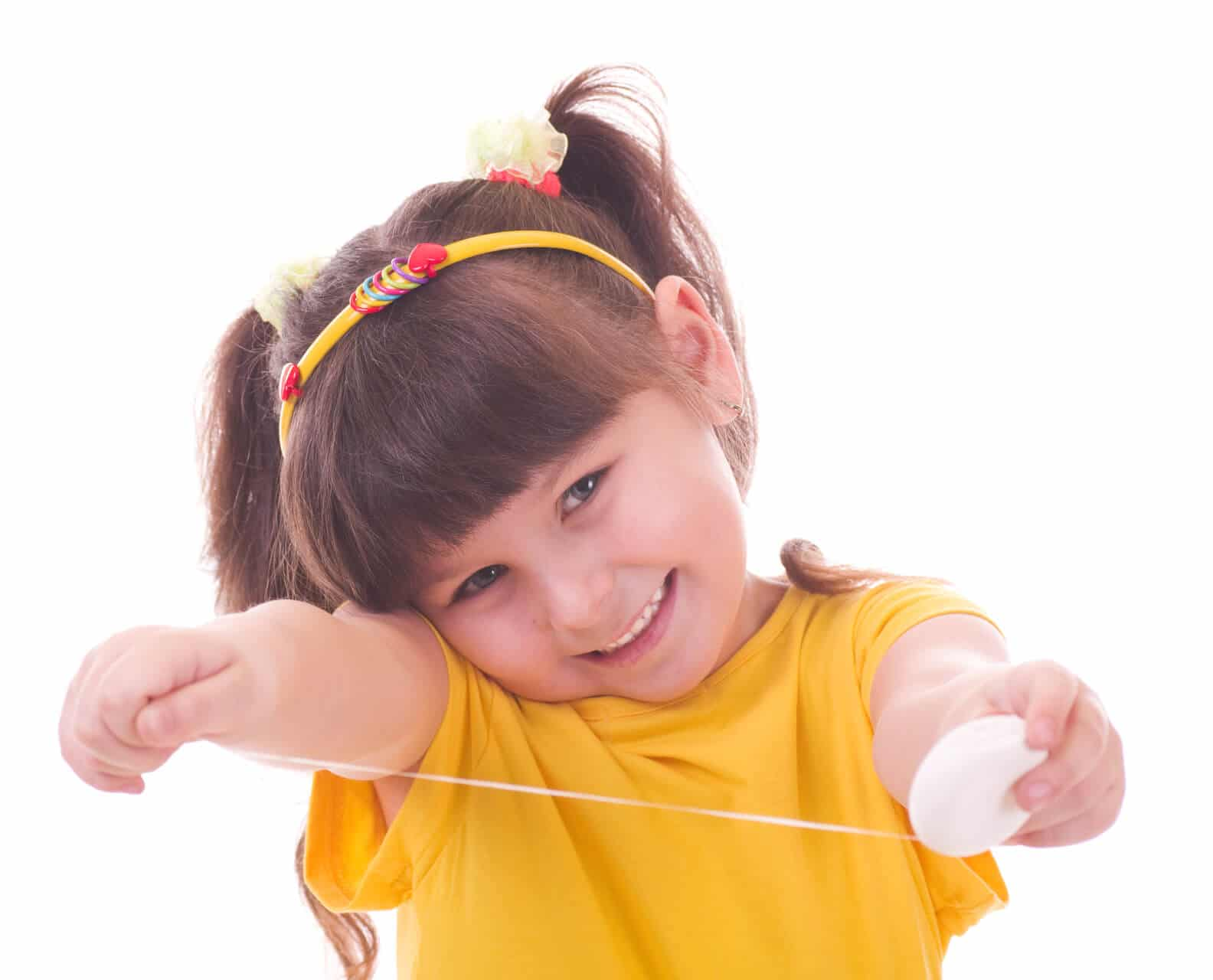 What does Boca Raton children's dentistry say about flossing?